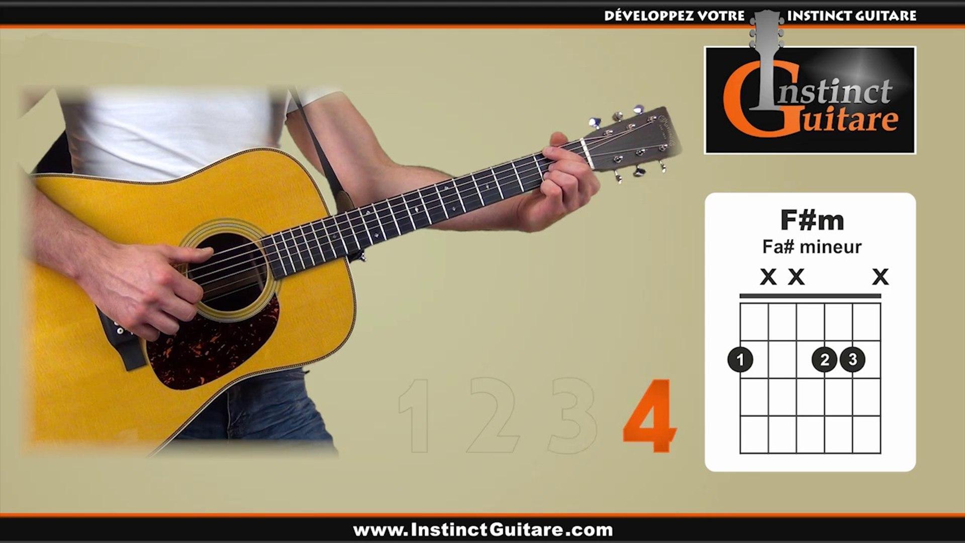 Tears In Heaven à la guitare - Eric Clapton - Refrains et pont - 2/2