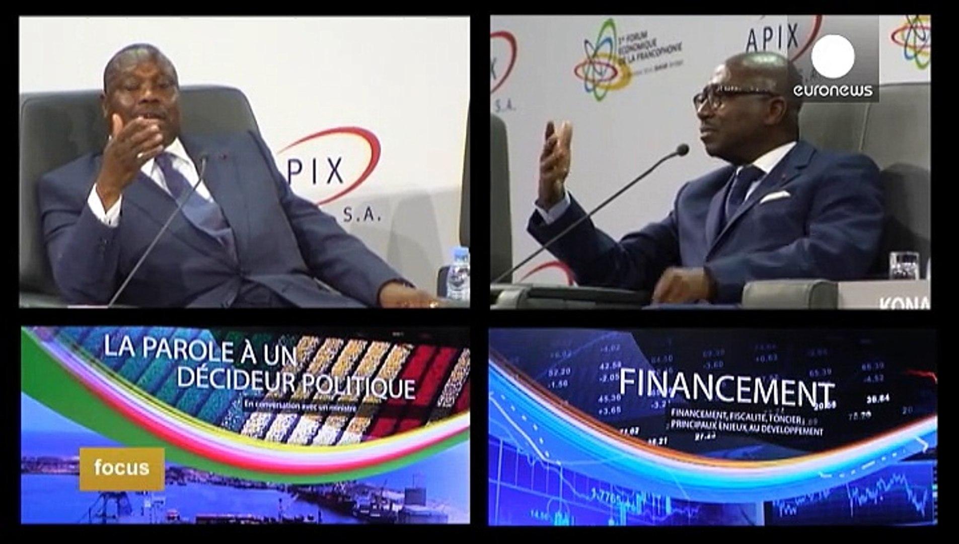 Франкоязычная молодежь Африки -- богатство континента
