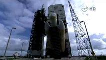 [EFT-1] Assembly Highlights of Orion EFT-1 & Delta IV Heavy Rocket