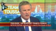 C'est de la haute trahison, les gens qui nous dirigent ne défendent plus les Français, c'est gravissime.