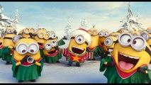 Les Minions - Joyeux Noël et Bonne Fêtes de Fin d'Années !