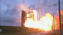 Launch of Orion EFT-1 on Delta IV Heavy, The First Step to Mars