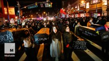 Grassroots organizers across the country rallied thousands for a second night of protests