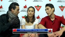 Carolane Soucisse / Simon Tanguay QC - Senior Free Dance (REPLAY)