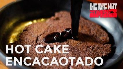 Hot Cake Encacaonado | Fast, Healthy & Yummy