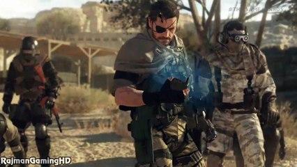 Premier trailer pour MEtal Gear Online sur MGSV : TPP de Metal Gear Solid V : The Phantom Pain