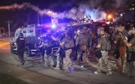 POLICE IN NEW YORK ERIC GARNER PROTESTS PROVE WE DON'T NEED MILITARIZED POLICE