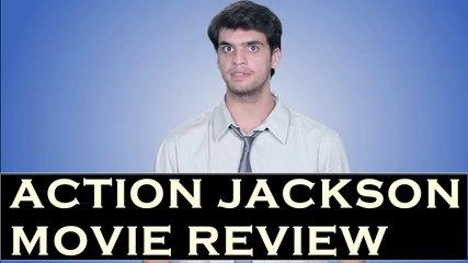 Action Jackson Movie Review | Ajay Devgan, Sonakshi Sinha, Yami Gautam, Prabhu Deva