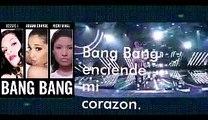 Jessie J,Ariana Grande,Nicki Minaj - BANG BANG , Live VMAs . VERSION : BANG BANG PERFECTA.
