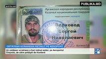 Un presupus separatist din Lugansk, reţinut la Aeroportul Chişinău