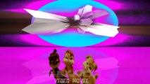 Techno Space Dance By Chipettes / Djupendi
