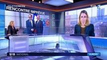 Rencontre surprise prévue entre François Hollande et Vladimir Poutine