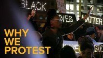 Black Lives Matter:  New Yorkers On Why They're Protesting