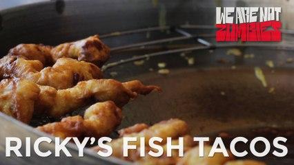 Ricky's Fish Tacos | Tacología