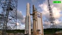 Décollage d'Ariane 5 (6 décembre 2014)
