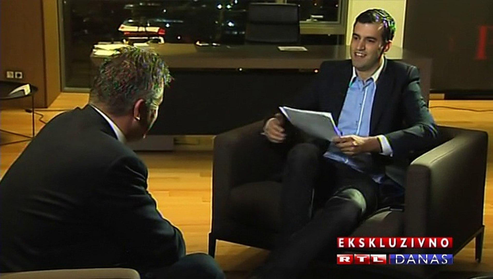 Davor Šuker (predsjednik HNS-a) - interview, 06.12.2014.