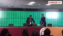 Maçın Ardından - Akhisar Belediyespor Teknik Direktörü Akçay
