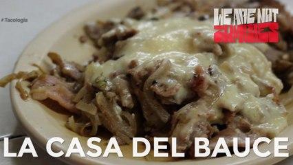 La Casa del Bauce | Tacología