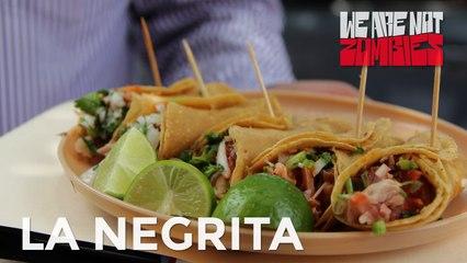 La Negrita | Tacología