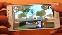 Samsung Galaxy Grand Prime (5 1 1) GTA San Andreas Gameplay