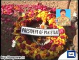 Dunya News - Zarb-e-Azb martyr Masood Khan buried, army officers attend funeral