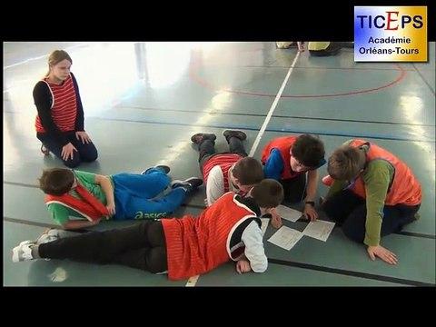 Tâche complexe en handball N2