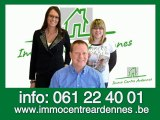 Vendre ou louer une maison, appartement, terrain, duplex,studio, fermette, ferme ou villa avec l'agence   Immo Centre Ardennes du 3 rue de Bouillon à 6800 Libramont-Chevigny en province du Luxemberg dans les Ardennes Belge en région Wallone