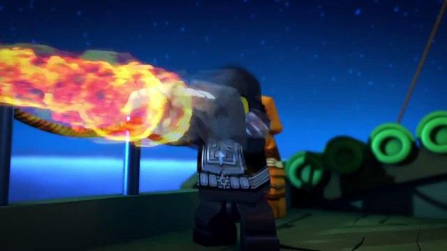 LEGO Ninjago: Masters of Spinjitzu - 2015 sneak peek