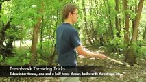 Sidearm Throw - Throwing Axes and Tomahawks