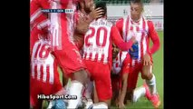 ملخص واهداف مباراة حسنية اكادير 3-2 اولمبيك خريبكة | husa vs ock 3-2 | HUSA - OCK 3-2