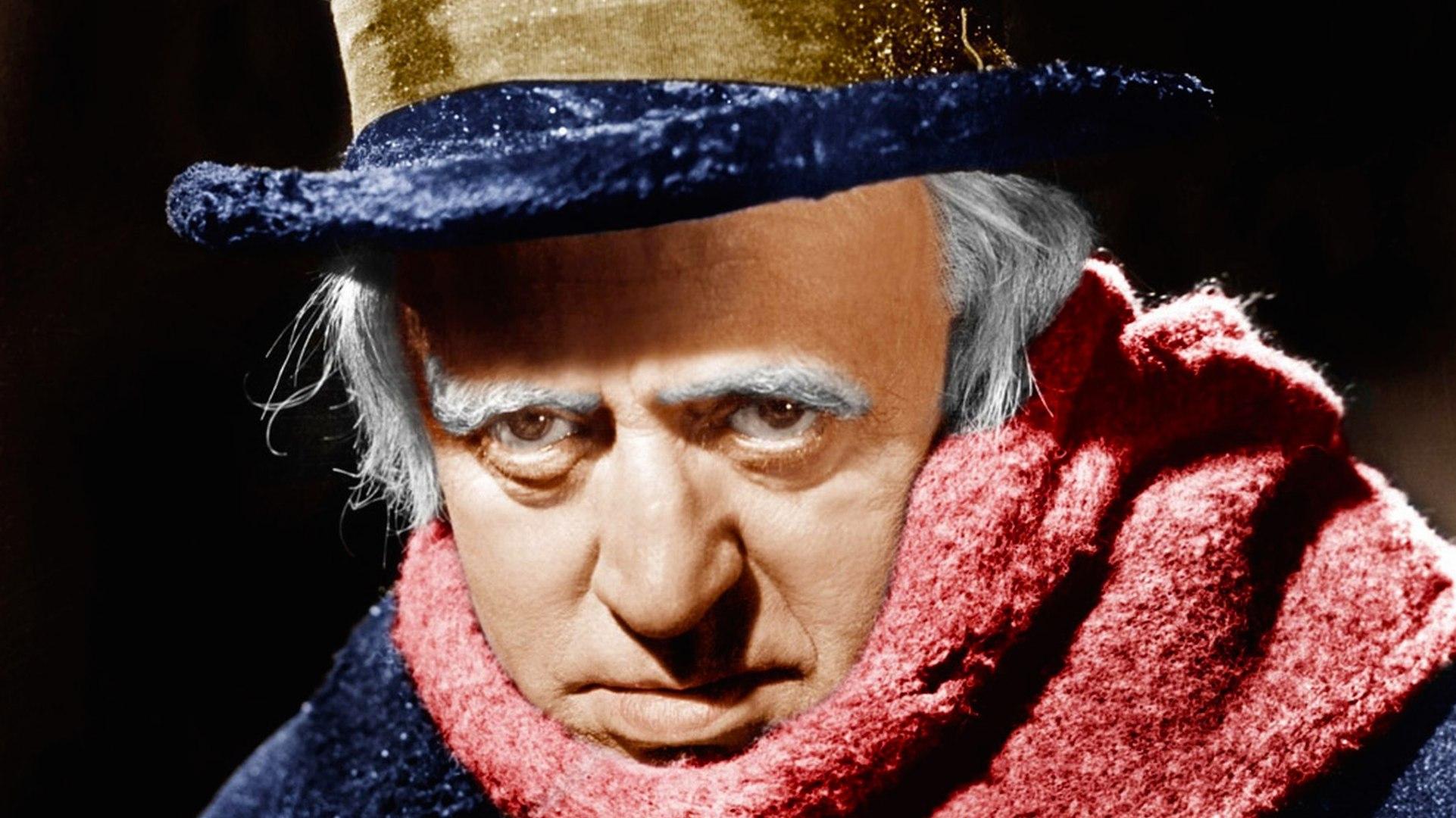 Alister Sims Christmas Carol.A Christmas Carol Scrooge 1951 Hd Alastair Sim Jack Warner Kathleen Harrison Drama Fantasy