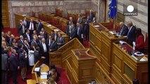 Athènes : le budget 2015 n'a pas l'aval des bailleurs de fonds