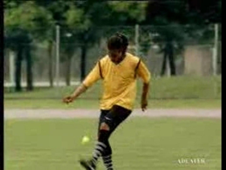 Sinceridad mezclador Bigote  Commercial Pub CM - Nike - Soccer - Vidéo Dailymotion