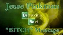 Complete Jesse Pinkman  BITCH  Montage (Breaking Bad Seasons 1-5)
