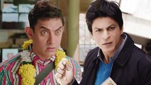 Aamir Khan APYING Shahrukh Khan From MY NAME IS KHAN In PK ?