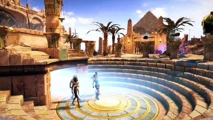 Lara Croft et le Temple d'Osiris : trailer de lancement de Lara Croft and the Temple of Osiris