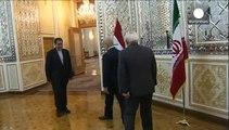 Міністри закордонних справ Ірану, Іраку та Сирії зустрічаються у Тегерані на міжнародній конференції з боротьби проти екстремізму.