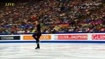 Michal Brezina - 2014 World Championships SP