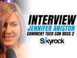 "Interview Red Carpet de Jennifer Aniston ""Comment tuer son boss 2 ?"""