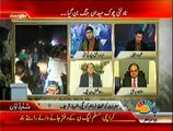 Jaag Tv Special Transmission Azadi & Inqilab March 7pm to 8pm – 8th December 2014