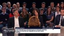 """La connivence entre Jean-Luc Mélenchon et Cécile Duflot dans """"Des paroles et des actes"""""""