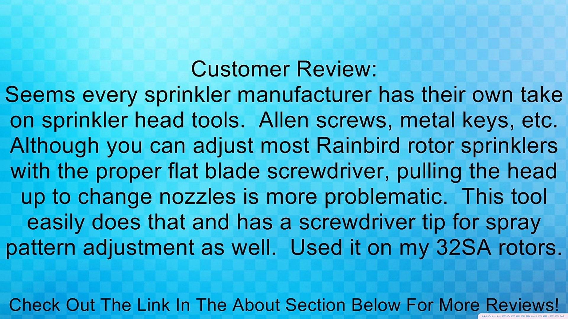 Rain Bird ROTOR TOOL 5000 Rotor Screwdriver/Pull-up Tool