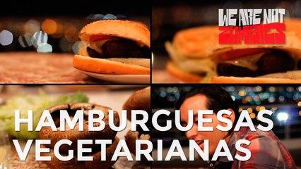 Hamburguesas Vegetarianas | La Tripa