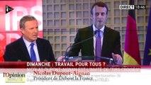 TextO' : Loi Macron : vers un bras de fer au sein de la majorité