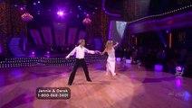 Jennie Garth & Derek Hough - Rumba