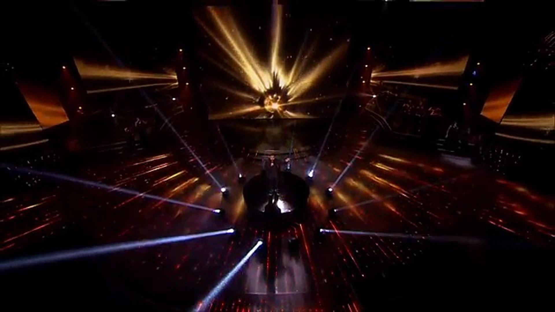 Andrea Faustini sings Mariah Careys Hero  Live Week 8  The X Factor UK 2014