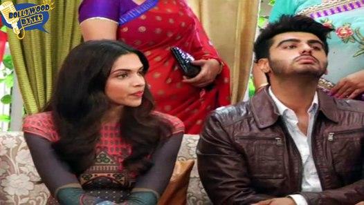 Deepika Padukone upskirt moment on the set of Yeh hai ...