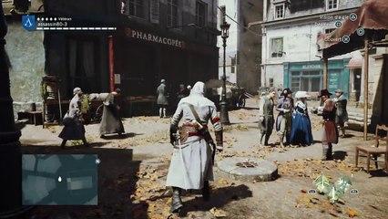 Vidéo test d'Assassin's Creed : Unity de Assassin's Creed Unity