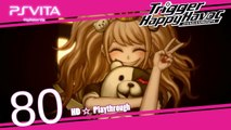 Danganronpa Trigger Happy Havoc (PSV) - Pt 80 【Chapter 6 : Ultimate Pain Ultimate Suffering Ultimate Despair Ultimate Execution Ultimate Death - Class Trial】