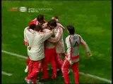 Benfica Paços 1-0 Simao Sabrosa